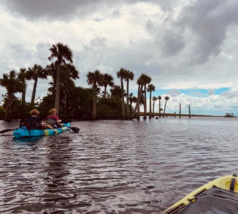 Fellsmere Stick Marsh Kayak Rentals